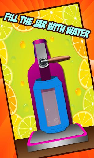 コーラ ソーダ メーカー - 子供のゲーム