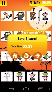 Angry Bad Witch -Kids Fun Game - screenshot thumbnail