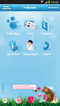 Polleninfo app (apk) free download for Android/PC/Windows screenshot