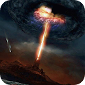 Fiery Beam Live WP icon