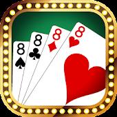 Crazy Eights: Juego de cartas