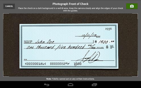 Fidelity Investments Screenshot 21