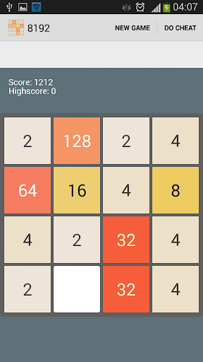 無料策略Appの8192 記事Game