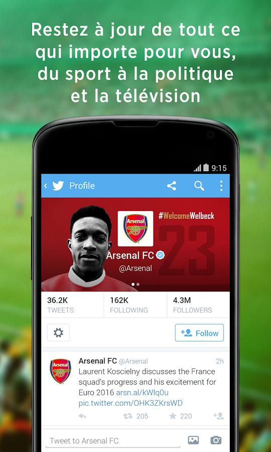 Twitter- screenshot