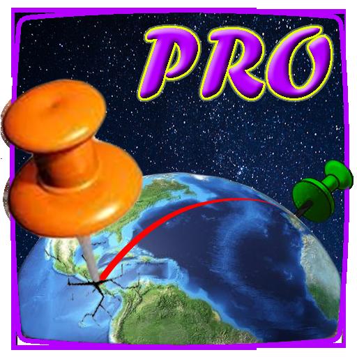 Where's? Geography Game PRO LOGO-APP點子