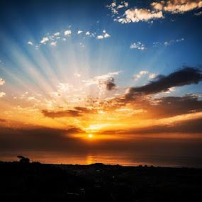 by Pol Lo Schienato - Landscapes Sunsets & Sunrises