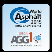 World of Asphalt 2015 & AGG1