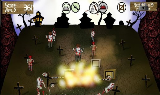 Zombie Smasher!- screenshot thumbnail