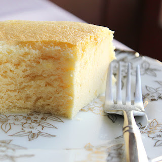 Japanese Cheesecake – Creamy & Light.