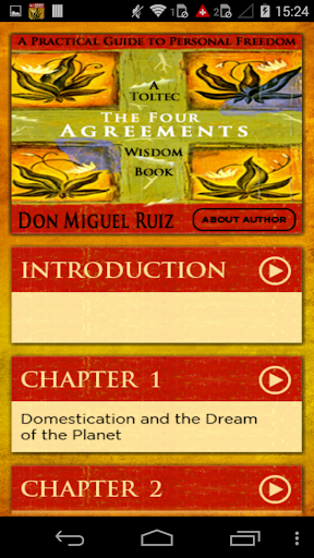 The Four Agreements Don Miguel