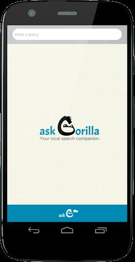 askGorilla - Local Search