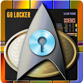 LCARS LOCKER FOR STAR TREK FAN