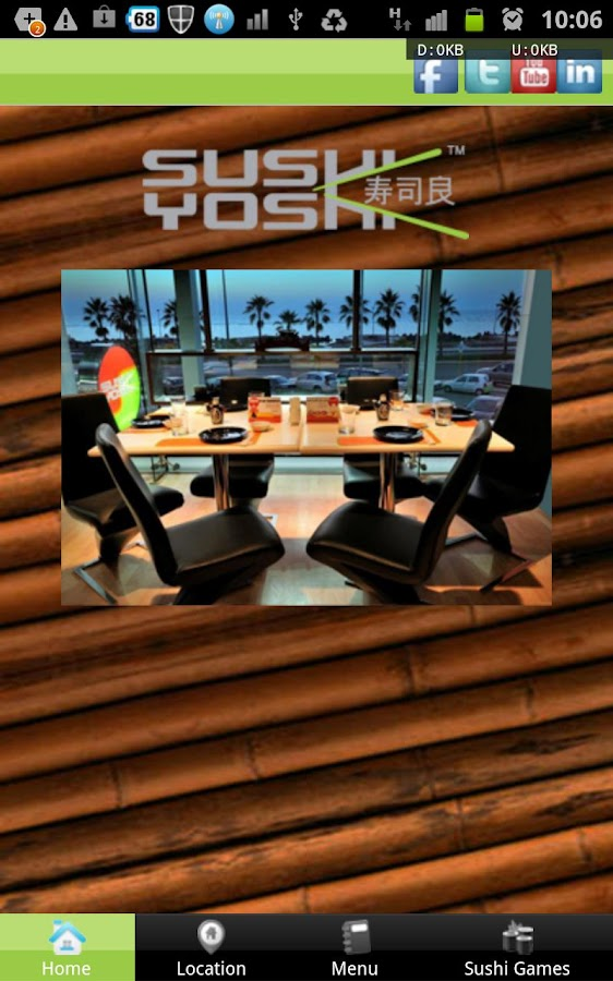 Sushi Yoshi- screenshot