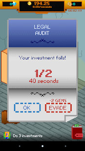 Billionaire Clicker screenshot
