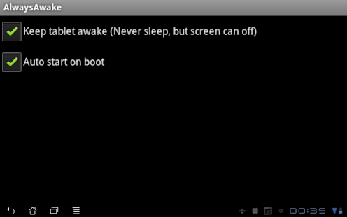 Always Awake (ROOT REQUIRED) - screenshot thumbnail