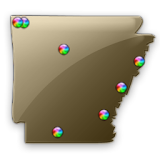 Free download Arkansas Fishing Maps - 8,900 free download for android