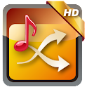 Queek Music Shuffler HD music video apps