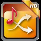 Reproductor aleatorio Queek HD icon