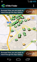Screenshot of ATMs Finder (Donation)