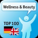 100 Wellness & Beauty Keywords logo
