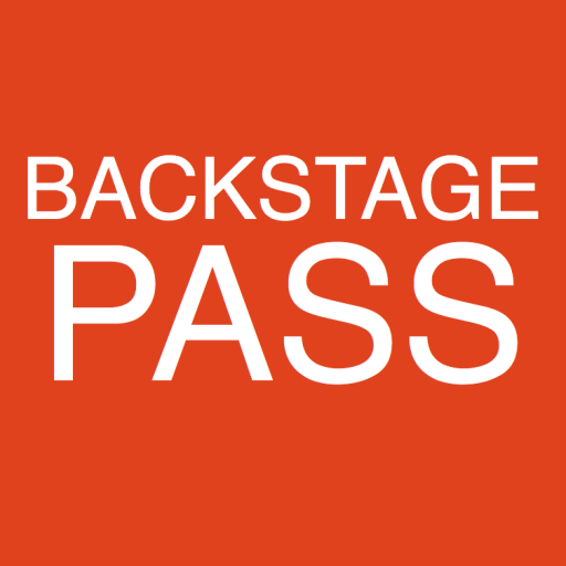 BackStage Pass LOGO-APP點子