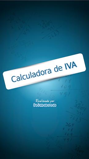 Calculadora de IVA - Gratis