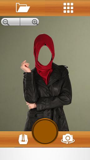 Women Hijab Photo Maker