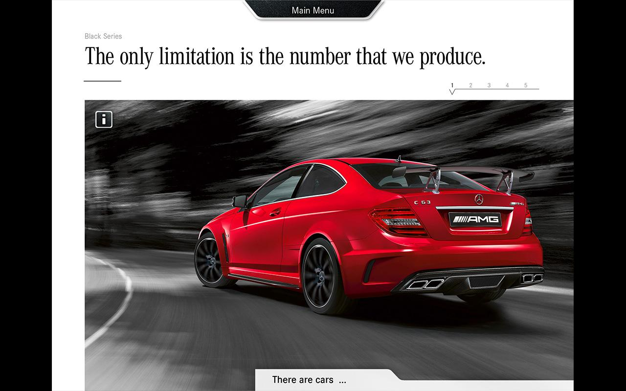 AMG Brand App English - screenshot