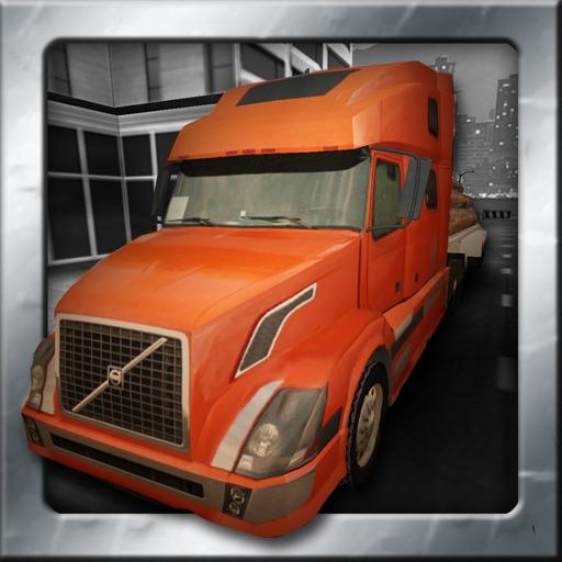 Parking Truck Deluxe LOGO-APP點子