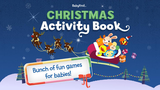 Christmas Activity Book 3.0.0 screenshots 6