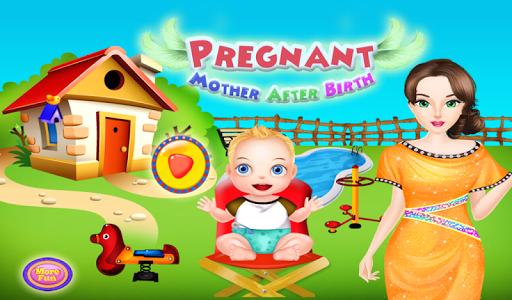 孕媽媽寶寶遊戲