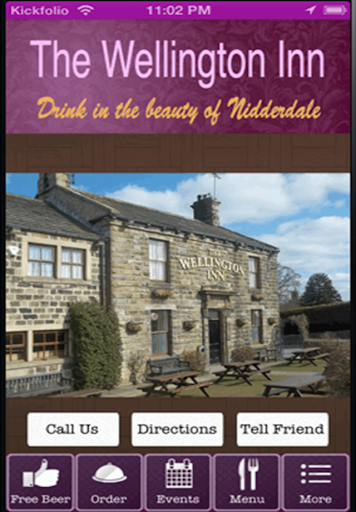 The Wellington Inn Darley
