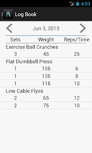 Gym Guru Pro, Workout, Fitness - screenshot thumbnail