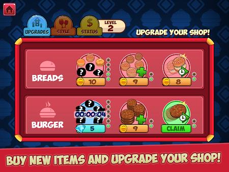 My Burger Shop - Fast Food 1.0.9 screenshot 100312