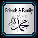 Friends & Family Muhammad PBUH icon
