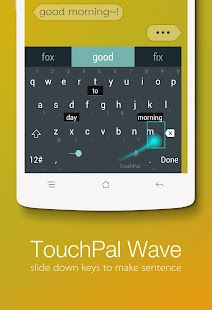 TouchPal Keyboard - Cute Emoji Screenshot 28
