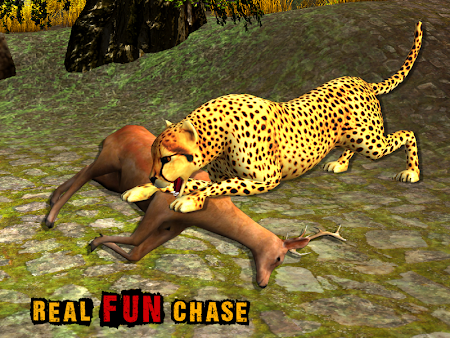 African Cheetah Survival Sim 1.1 screenshot 69709