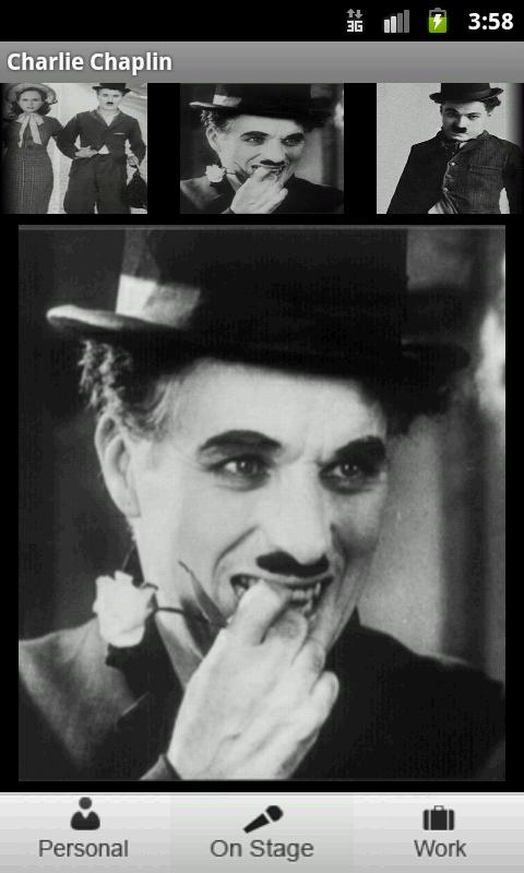 Charlie Chaplin - screenshot