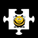 Animal puzzle (لعبة الحيوانات) logo