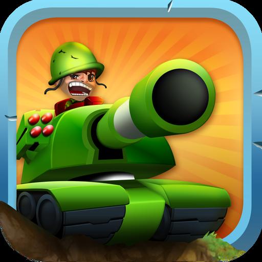街機App|육군 탱크 전쟁 슈팅 게임 LOGO-3C達人阿輝的APP