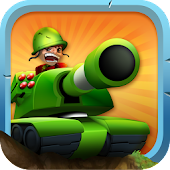 Army Tank Wars Shooting Game