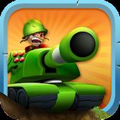 Army Tank Wars Shooting Game