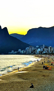 Amazing Brazil Live Wallpaper- screenshot thumbnail