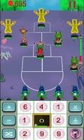 Screenshot of Maths Vs Martians