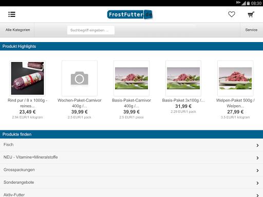 玩購物App|frostfutter.de免費|APP試玩
