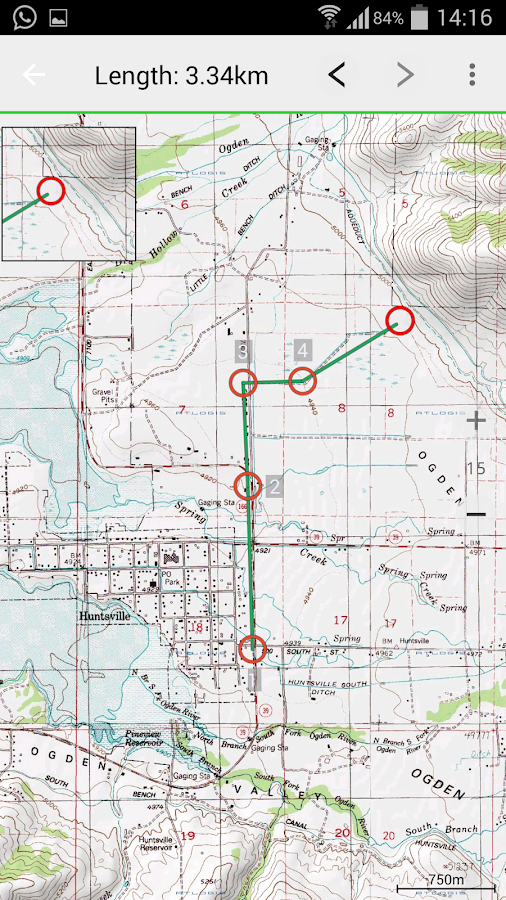 Canada Topo Maps Pro- screenshot