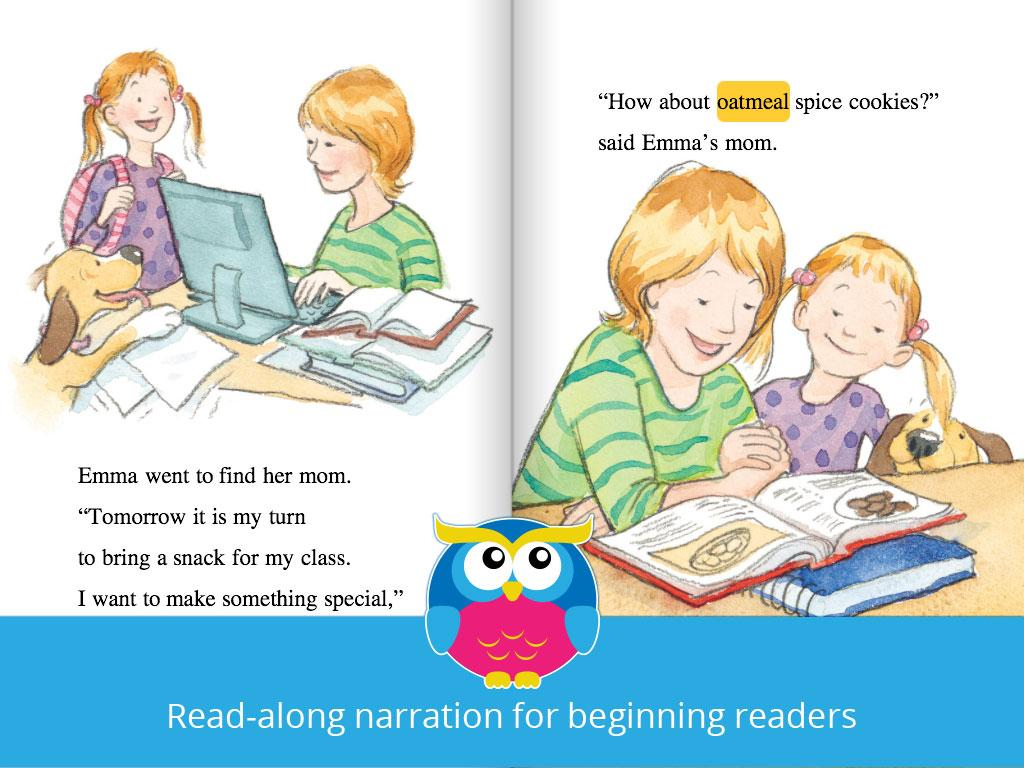 MeeGenius Children's Books- screenshot
