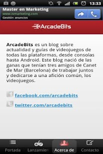 ArcadeBits - screenshot thumbnail
