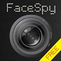 FaceSpy Free: Discreet Spy Cam logo
