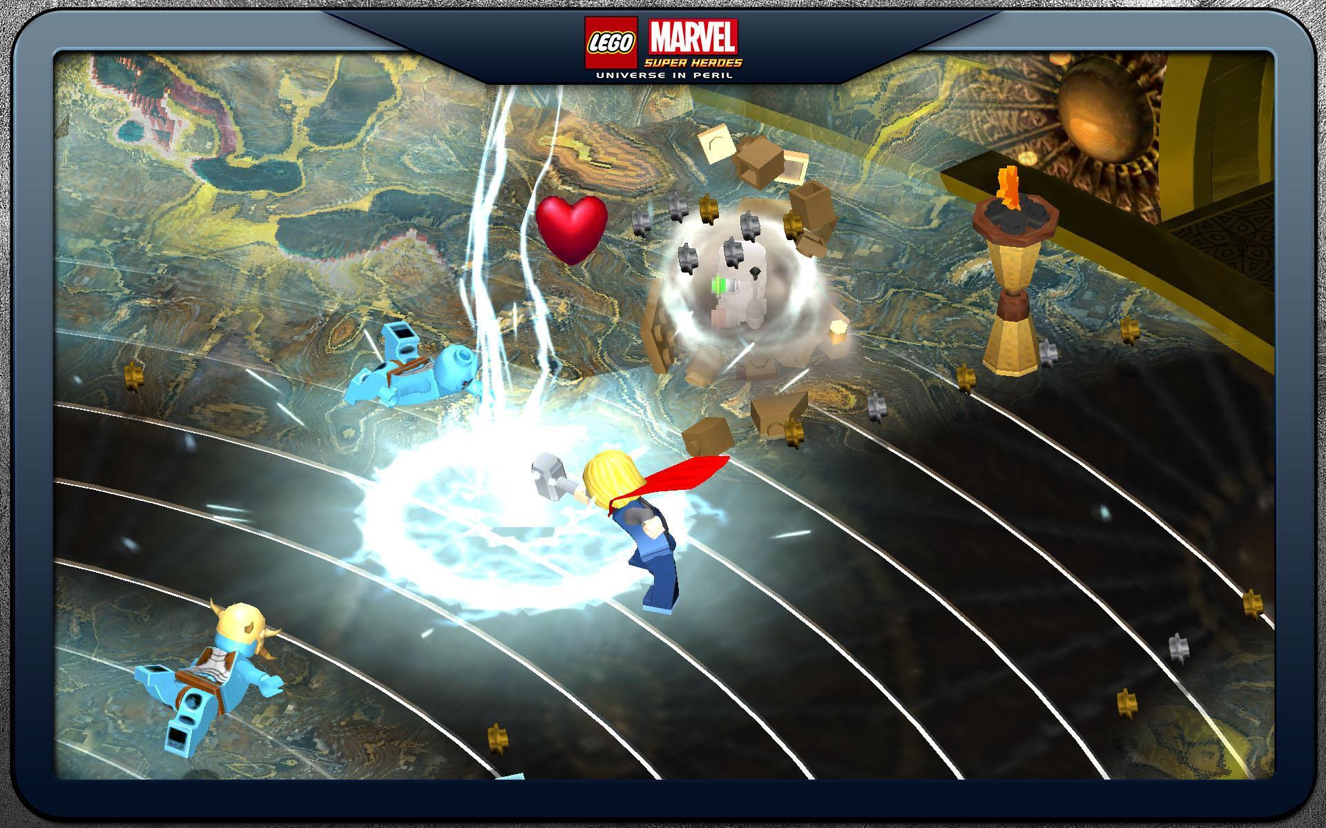 LEGO ® Marvel Super Heroes screenshot #19